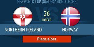 Северна Ирландия - Норвегия